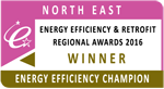 Sharon Lashley Energy Efficiency Champion 2016